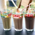 Les milkshakes DIY c'est miam !