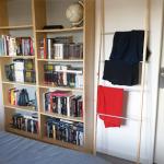 L'échelle porte vêtements DIY