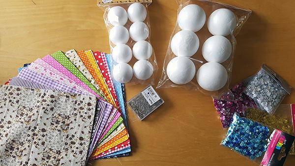 Les boules de Noël DIY   Two pour le DIY ! Blog DIY
