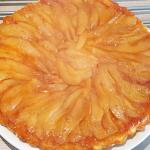 La tarte Tatin aux poires de ma mamie ♥