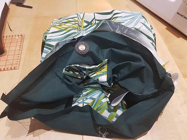 couture facile le sac de l 39 t two pour le diy. Black Bedroom Furniture Sets. Home Design Ideas