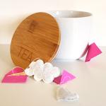 Les sachets de thé surprises pour la fête des mamans